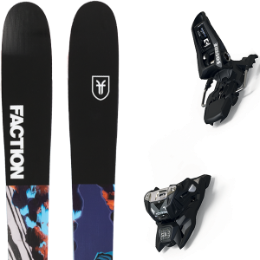 FACTION PRODIGY 2.0 X 19 + MARKER SQUIRE 11 ID BLACK 21